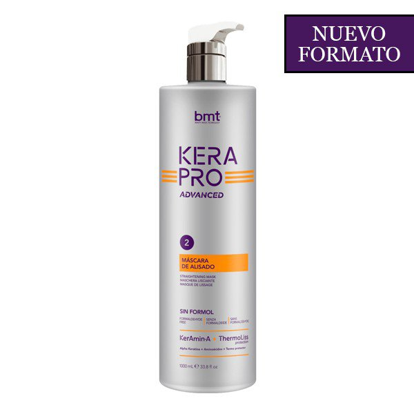 Mascara de Alisado KERAPRO Advanced 1000ml