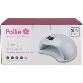 Lampara Uv_Led POLLIE Profesional 48w
