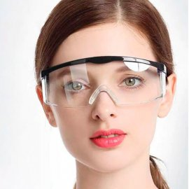 Gafas de Protección Anti Salpicaduras AZUL