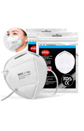 Mascarilla N95 FFP2 PAck 10 uds