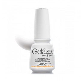 Gelaze - White on White - 9.75 ml
