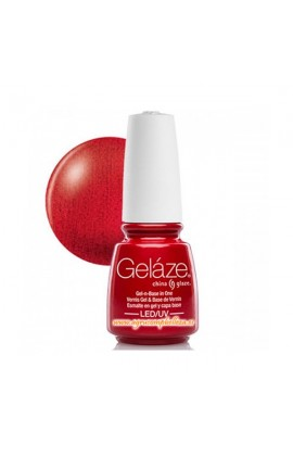 Gelaze - Red Pearl - 9.75 ml