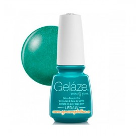 Gelaze - Turned Up Turquoise - 9.75 ml
