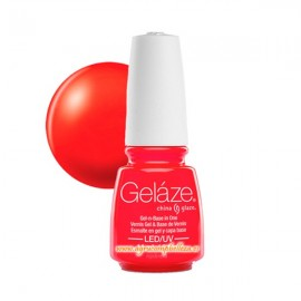 Gelaze - Red-y to Rave - 9.75 ml