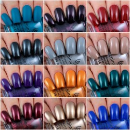 China Glaze Street Regal - Expositor 12 Tonos