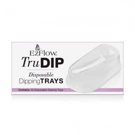 EzFlow TruDIP Dipping Trays - Cubetas de inmersion 40uds