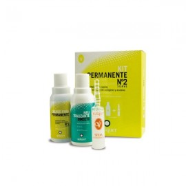 Kit Permamente n2 Suave 500 ml VALQUER