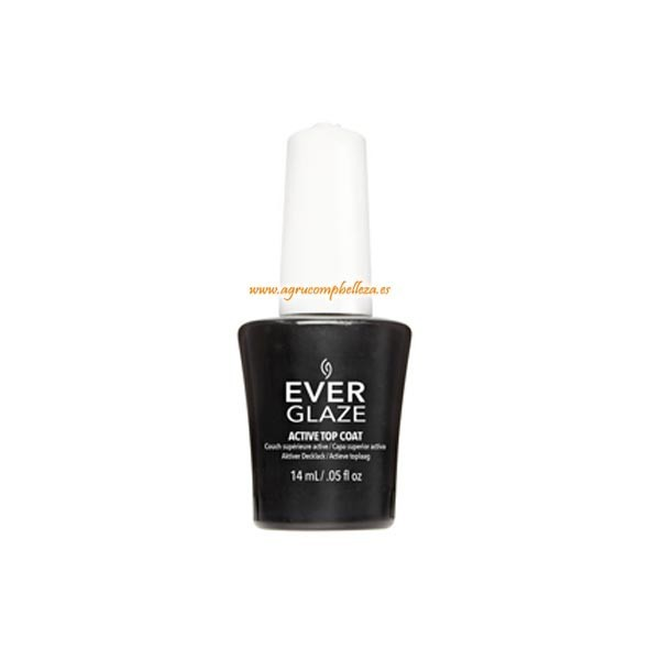 EVERGLAZE - ACTIVE TOP COAT 14ML