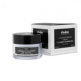 DBullon Crema Hidratante de Avena para piel normal y mixta
