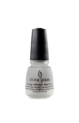 Strong Adhesion Base Coat China Glaze 14ml
